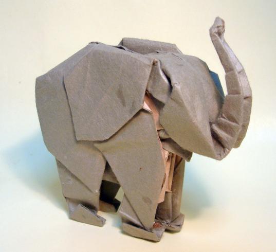 o origami no brasil
